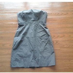 J.Crew strapless dress 8